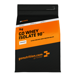 go whey isolate 90 review
