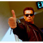 thumbs up arnold