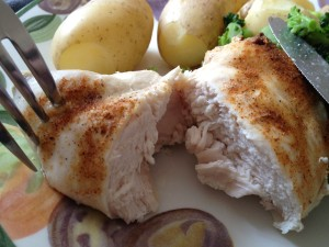 Muscle Food Chicken Cooked