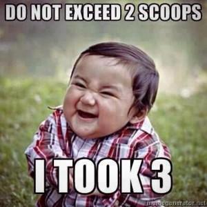 Raze Pre Workout Dose