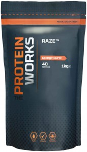 Raze Pre Workout The Protein Works