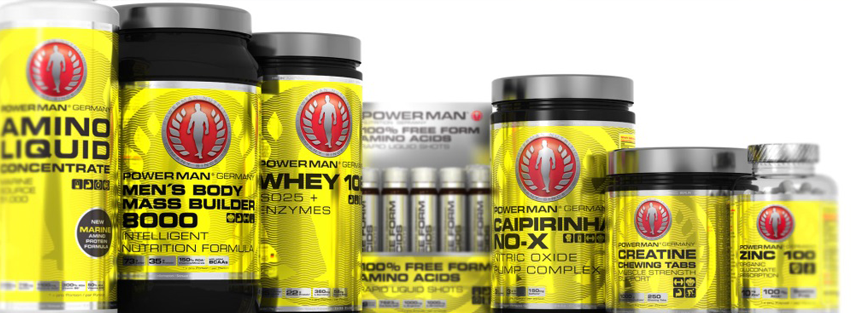 Powerman Supplements