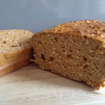 sweet potato protein loaf cake