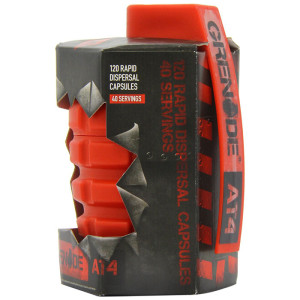 Grenade AT4 Testosterone Booster