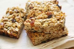 Granola Fake Health Food