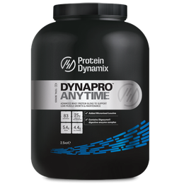 Dyna Pro Anytime Protein Dynamix Review