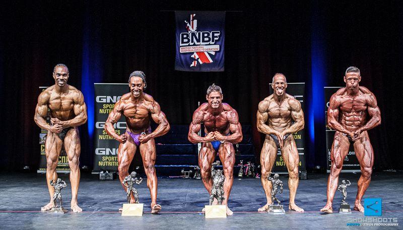 Bodybuilding interview