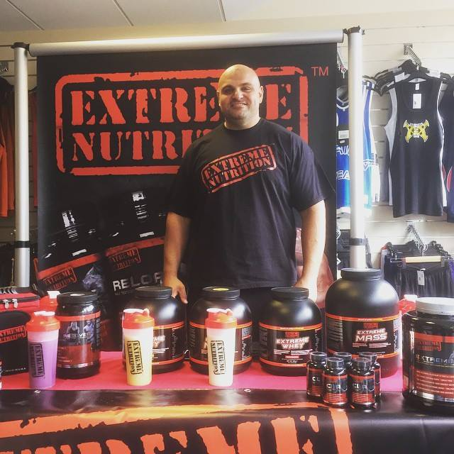 Laurence Shahlei Extreme Nutrition