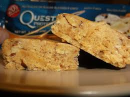quest bar vanilla almond crunch review