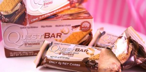 smores quest bar review