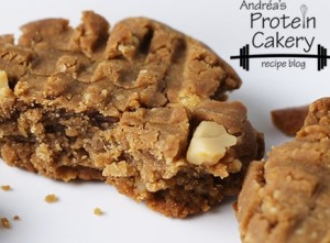 Peanut Butter Cookie Protein Cakery Recipe