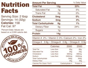 nuts n more nutrition facts