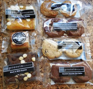 protein bakery high protein cookies