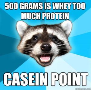 Casein Protein Meme