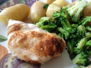 Muscle Food Chicken Meal Review