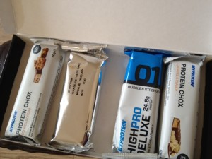 MyProtein Bars Selection Box