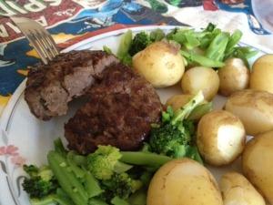 Musclefood hache steak review