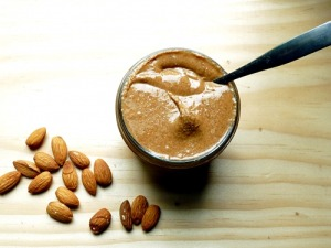 why eat almond butter