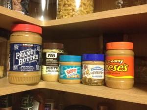 Peanut Butter Cupboard