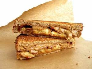 Peanut Butter Toastie