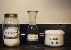 cleaning a blender bottle
