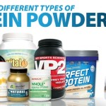 different types of protein powders