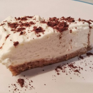 protein mousse cheesecake