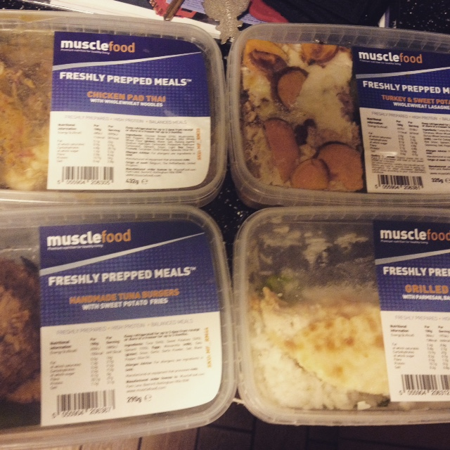 Muscle Food Meal Prep Review