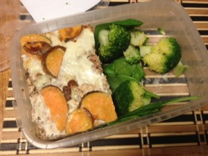 Muscle Food Turkey Lasagna Meal Review