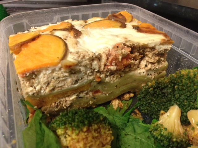MuscleFood Turkey Lasagna Meal Prep Review
