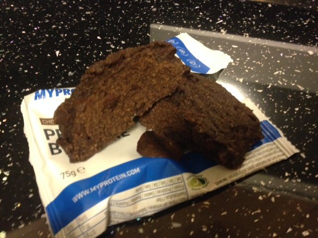 My Protein Protein Brownies Review