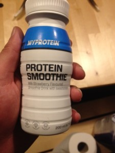 MyProtein Protein Smoothies Review