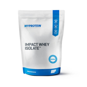 myprotein impact whey isolate review